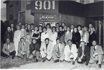 1970 Agents Group Photo