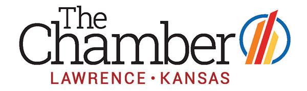 Lawrence Kansas Chamber of Commerce logo