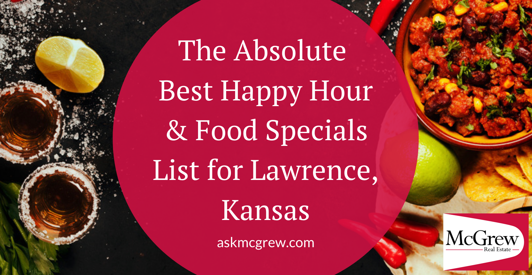 The Absolute Best Happy Hour Food Specials List For Lawrence Kansas Mcgrew Real Estate Mango and crispy crab meat topped with avocado and mango sauce. food specials list for lawrence kansas